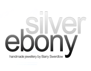 SilverEbony - Handmade contemporary jewellery by Barry Swerdlow