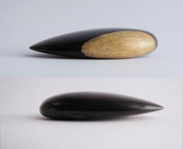Paperweight African blackwood : $106